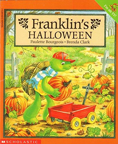 9780439040754: Franklin's Halloween