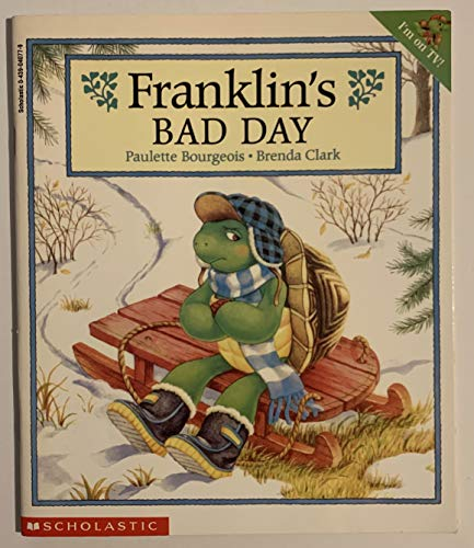 9780439040778: Franklin's Bad Day