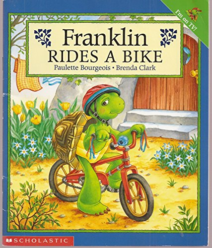 9780439040785: Franklin Rides A Bike