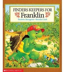 9780439040808: Finders Keepers for Franklin