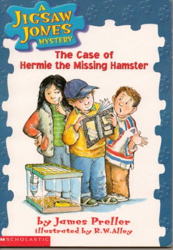 9780439040983: The Case of Hermie the Missing Hamster (Jigsaw Jones Mystery, No. 1)