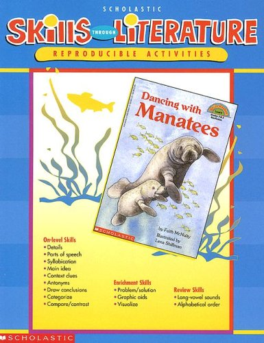 9780439044387: Dancing with Manatees