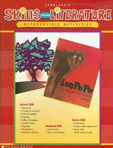 9780439044455: Lon Po-po (Skills to Literature)