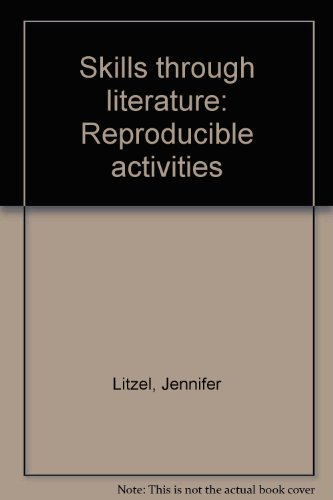 9780439044653: Skills through literature: Reproducible activities