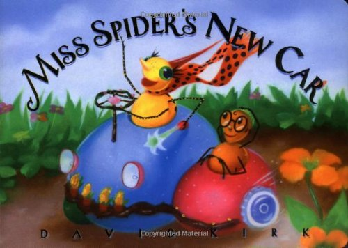 9780439046756: Miss Spider's New Car