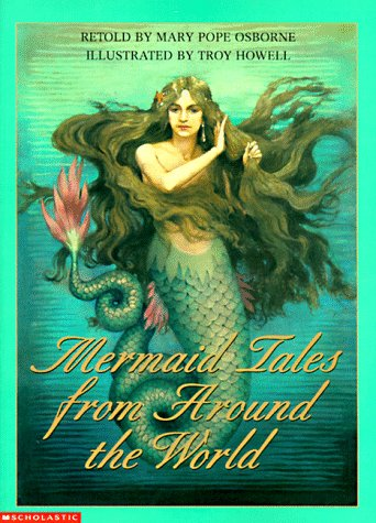 9780439047814: Mermaid Tales from Around the World