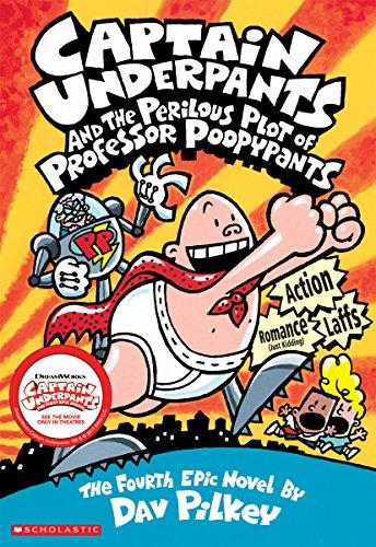 9780439049986: Captain Underpants and the Perilous Plot of Professor Poopypants