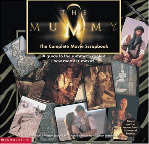 9780439050166: The Mummy: Movie Scrapbook