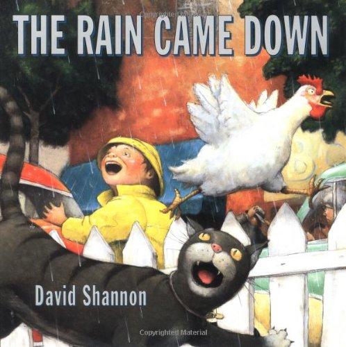 9780439050210: The Rain Came Down