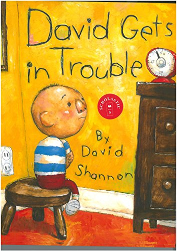 9780439050227: David Gets In Trouble