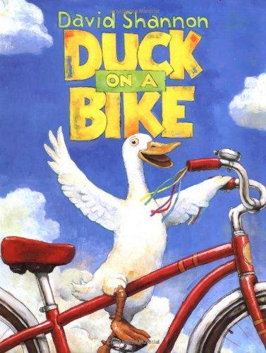 9780439050234: Duck on a Bike