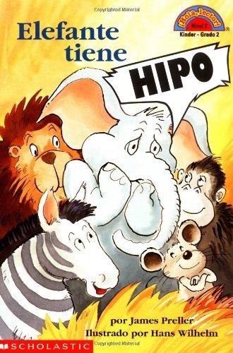 9780439051125: Hiccups For Elephant (elefante Tien E Hipo) Level 2 (Hello Reader) (Spanish Edition)