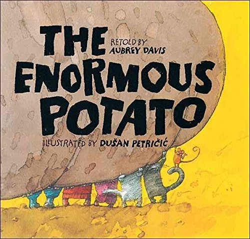 9780439051521: [The Enormous Potato] [by: Aubrey Davis]