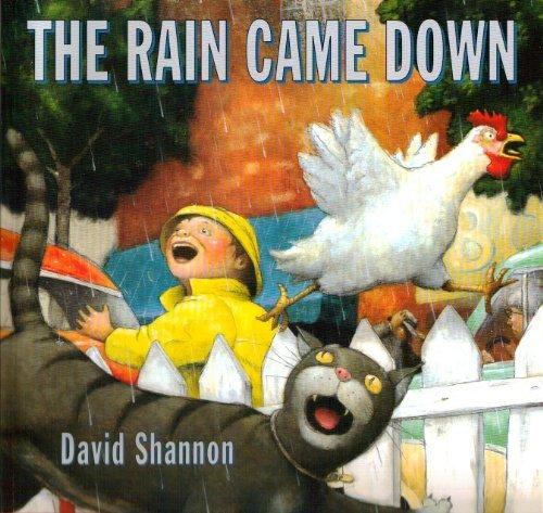 9780439051538: The Rain Came Down