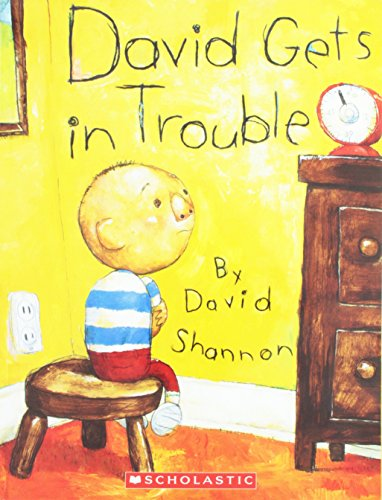9780439051545: David Gets in Trouble