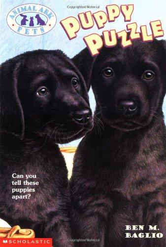 9780439051583: Puppy Puzzle (Animal Ark Pets #1)