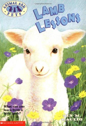 9780439051682: Lamb Lessons (Animal Ark Pets #11)
