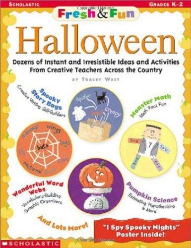 9780439051828: Fresh & Fun: Halloween: With Poster