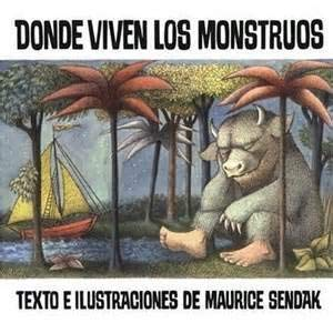 9780439052139: Donde Viven Los Monstrous