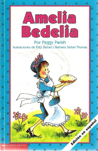 9780439052146: Amelia Bedelia (Spanish edition)