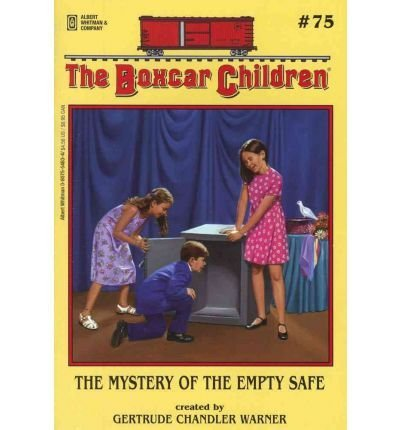 9780439056113: The Mystery of the Empty Safe