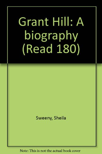 9780439056762: Grant Hill: A biography (Read 180)