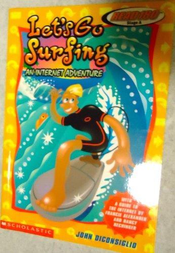 9780439056779: Let's go surfing: An internet adventure (Read 180)