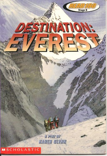 9780439057172: Destination: Everest : a play (Read 180)