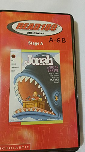 9780439057233: Jonah the Whale (Scholastic Read 180 Audiobooks)