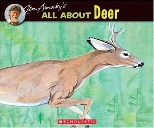 9780439058742: All About Deer (All About Series)