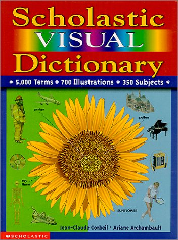 9780439059404: Scholastic Visual Dictionary