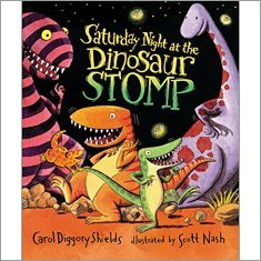 9780439060820: Saturday Night at the Dinosaur Stomp (Big Book)