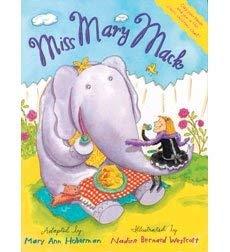 9780439060844: Miss Mary Mack (Big Book)