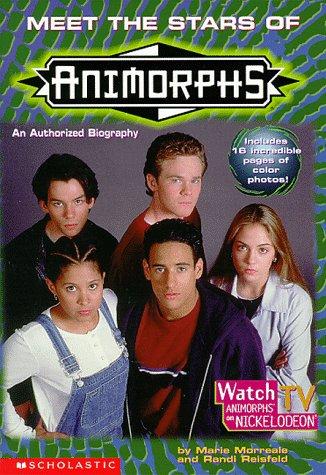 9780439061650: Meet the Stars of Animorphs