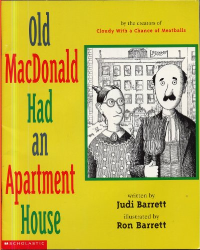 9780439063081: Old MacDonald had an apartment house