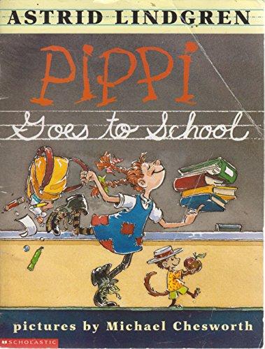 9780439063319: Pippi Goes to School