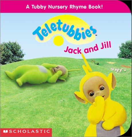 9780439063937: Jack and Jill (Teletubbies Mini Board Nursery Rhyme)