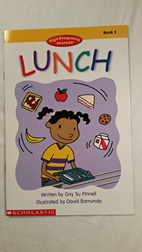 9780439064521: Lunch (High-frequency readers)