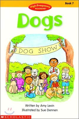 9780439064576: Dogs (High-frequency readers)