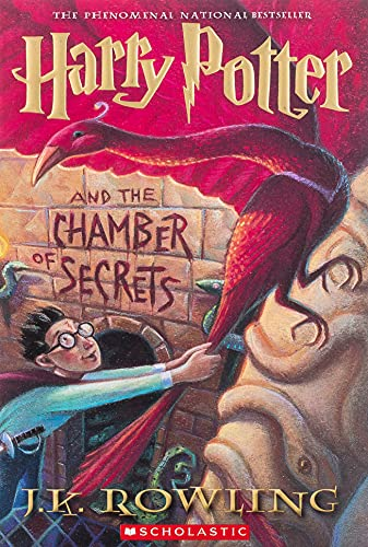 Harry Potter and the Chamber of Secrets - Book 2