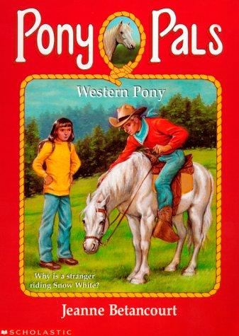 9780439064880: Western Pony (Pony Pals)