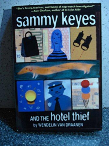 9780439065054: Sammy Keyes and the Hotel Thief