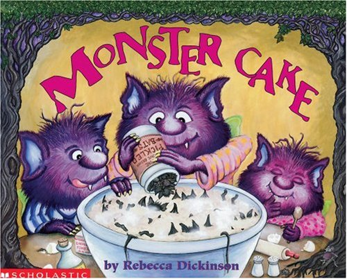 9780439067522: Monster Cake