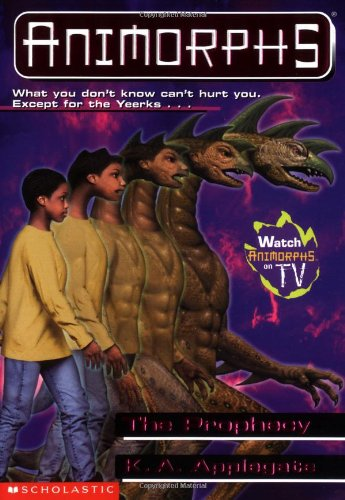 9780439070348: The Prophecy (Animorphs #34)