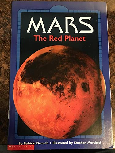 9780439070553: Mars: The Red Planet