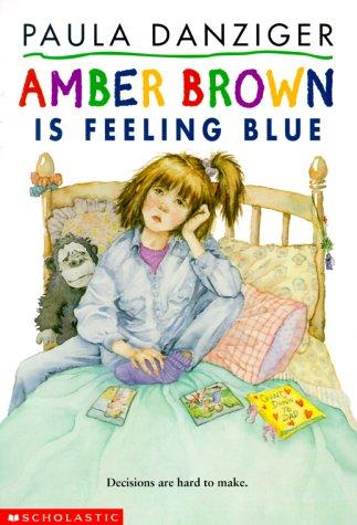 9780439071680: Amber Brown is Feeling Blue