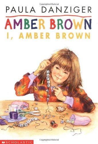 9780439071697: Amber Brown #8: I, Amber Brown: I, Amber Brown