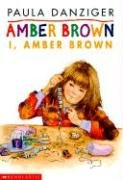 9780439071697: I, Amber Brown
