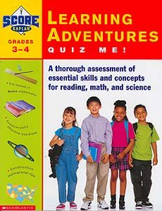 KAPLAN EDUCATIONAL CENTERS. Learning Adventures, QUIZ ME.