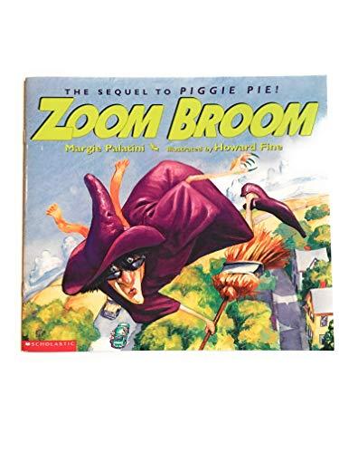 9780439074414: Zoom Broom